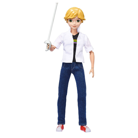 Кукла Адриан (Adrien) - Леди Баг и Супер Кот, Bandai
