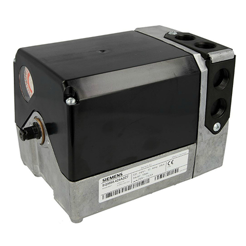 Siemens SQM50.260R1G4
