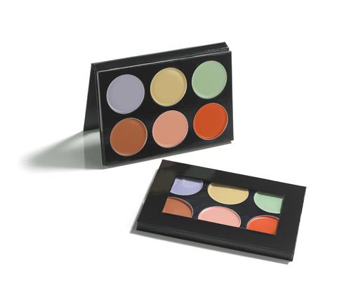 MEHRON Палитра профессиональных корректоров для лица и тела Celebré Pro-HD™ Correct-It Palette, 24 г