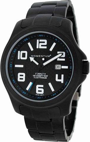 Купить Спортивные часы Momentum Cobalt V (титан, сапфир) 1M-SP06BS0 по доступной цене