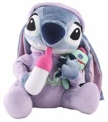 Лило и Стич мягкая игрушка Стич в пижаме