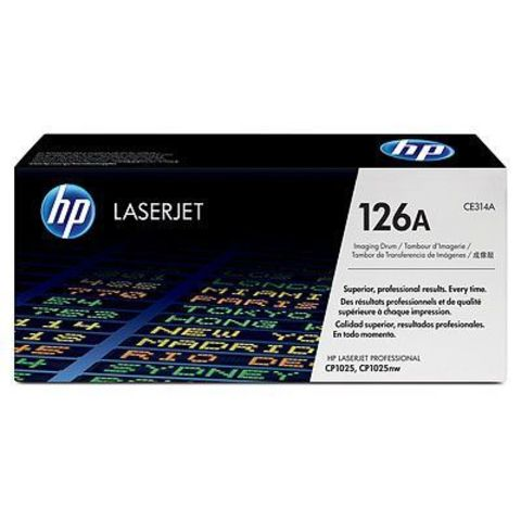 Фотобарабан HP 126A (HP CE314A) для HP LaserJet Pro CP1025, CP1025nw (ресурс 14000 стр.)