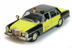 Mercedes-Benz W108 Kuwait Police 1:43 DeAgostini World's Police Car #79