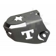 TITAN Защита задн. тормозного бачка GS черная