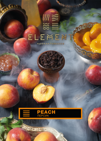 Element Peach (Персик) земля 40г