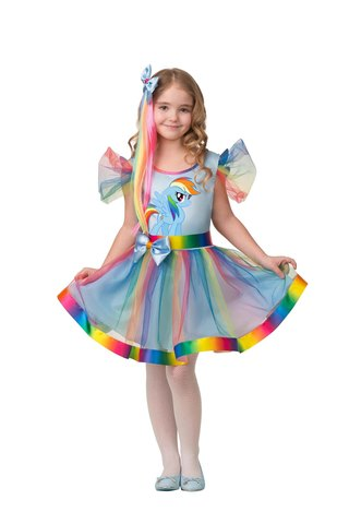 Карнавальный костюм Пони Радуга Дэш