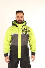 Dry Rain Куртка / Черно-желтый