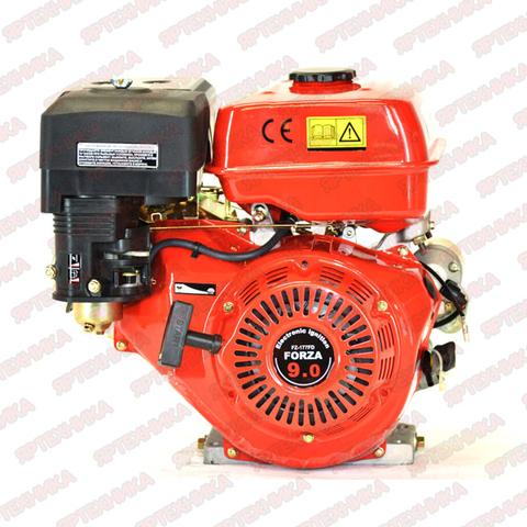 Двигатель FORZA 177FD (FZ-409E)