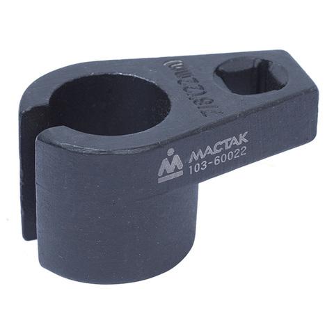 МАСТАК (103-60022) Головка для кислородных датчиков, 22 мм, разрезная