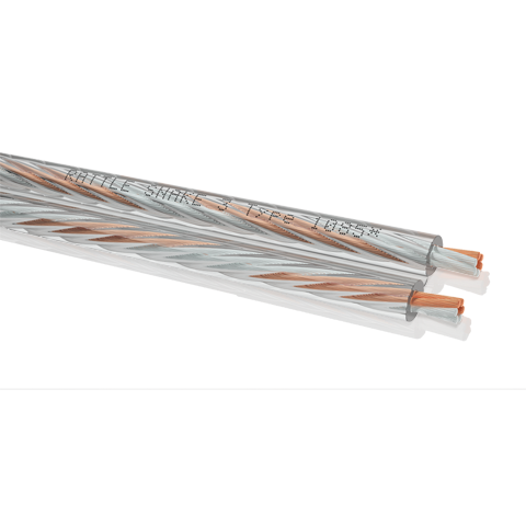 Oehlbach Rattle Snake 3m 2x3mm 100m, кабель акустический
