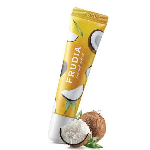 Крем для губ смягчающий с кокосом Frudia Coconut Honey Salve Lip Cream 10г