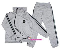 13 19 костюм спортивный серебро