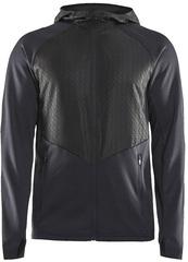 Куртка с капюшоном Craft Charge black 2020 мужская