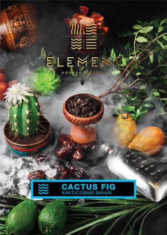 ELEMENT CACTUS FIG (КАКТУСОВЫЙ ФИНИК) ВОДА 40г