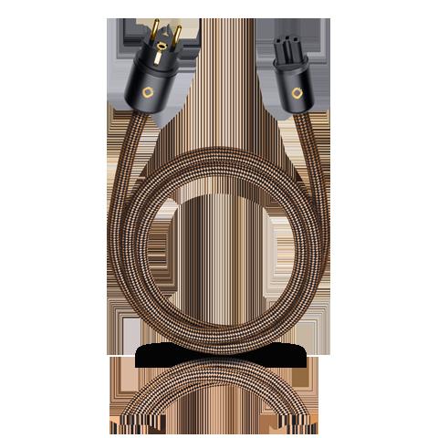 Oehlbach XXL Powercord 3.00m, кабель сетевой