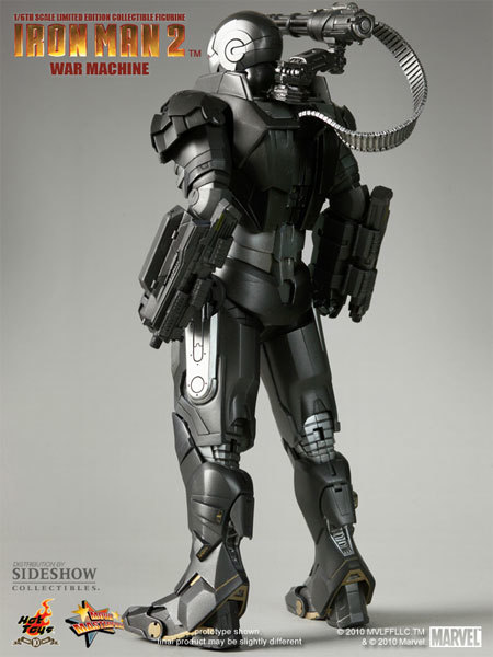 Iron Man 2 - War Machine Limited Edition Collectible Figurine