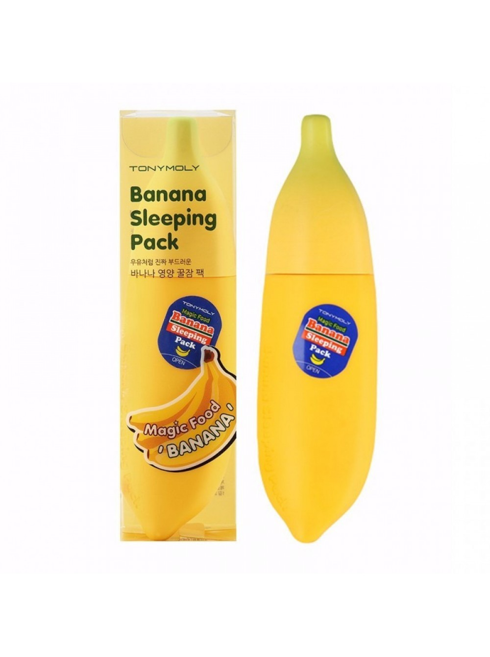 Tony Moly Food Banana Sleeping Pack