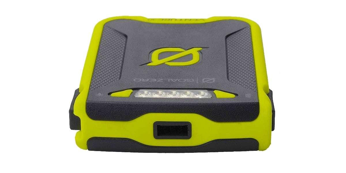Зарядное устройство Goal Zero Venture 30 Solar Recharge разъемы