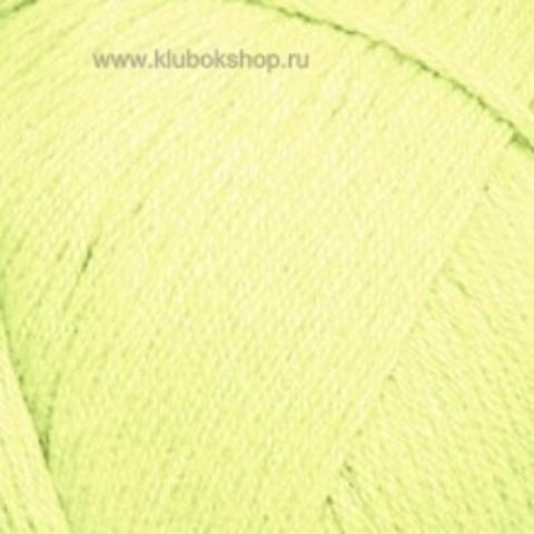 Пряжа Хлопок натуральный (Пехорка) Светло-желтый 53