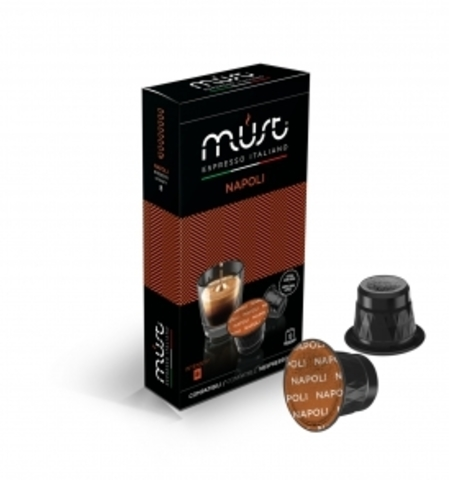 Must Napoli (Наполи) 10шт. Кофе в капсулах системы Nespresso