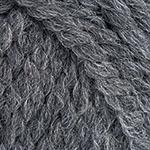 Пряжа YarnArt Alpine Alpaca 436 темно-серый
