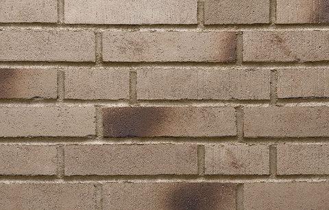 Stroeher, фасадная плитка под кирпич, цвет 393 eisenasche, серия Handstrich, узкая, состаренная поверхность, ручная формовка, 240x52x14