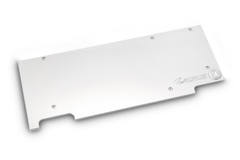 EK-FC1080 GTX Ti Aorus Backplate - Nickel