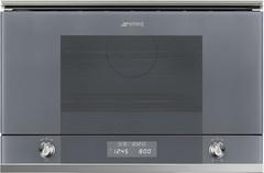 Микроволновая печь Smeg MP122S1 фото