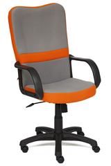 Кресло СН757 — серый/оранжевый (С27/С23)