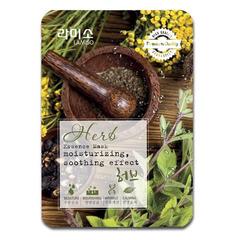 La Miso Herb Essence Mask Sheet - Маска-салфетка с экстрактом лечебных трав