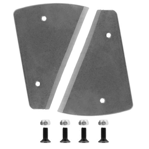 Сменные ножи к шнеку для льда (150 мм)