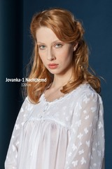 Сорочка Celestine Jovanka-1 NH белая