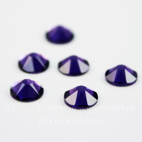 2088 Стразы Сваровски холодной фиксации Purple Velvet ss30 (6,32-6,5 мм)