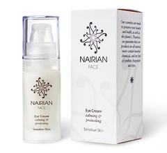 Крем для кожи вокруг глаз для чувствительной кожи, Nairian