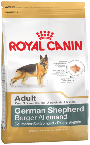 Royal Canin German Shepherd Adult 17 кг