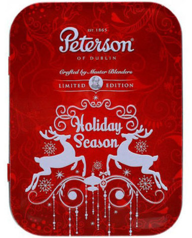 Табак Peterson Holiday Season 2017 (100 гр)
