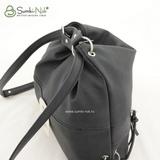 Сумка Саломея 387 французский сфинкс серый (рюкзак)