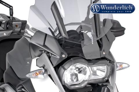 Wunderlich Дефлектор на стекло BMW R1200GS LC/GSA LC темно-серый
