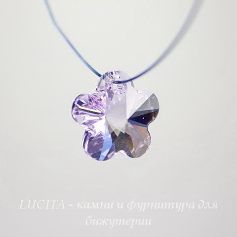 6744 Подвеска Сваровски Цветочек Violet (14 мм) ()
