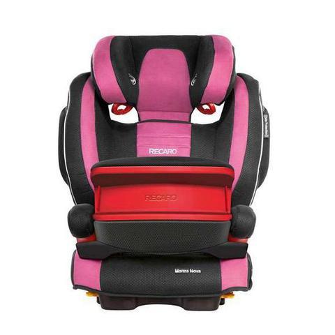 Автокресло детское RECARO Monza Nova IS Seatfix Pink (6148.21211.66)