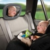 Зеркало контроля за ребёнком в автомобиле Baby Mega Mirror