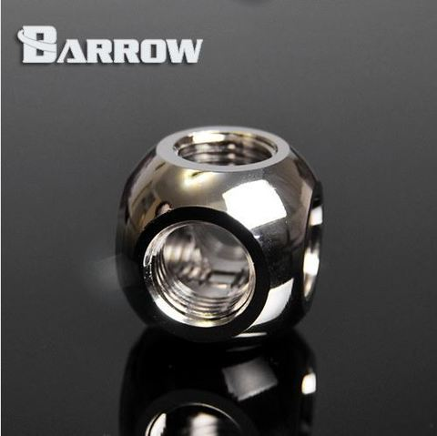 Разветвитель Barrow TLFT3T-A01NICKEL