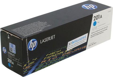 Картридж синий 201A HP Color LaserJet Pro M252dw, M277dw, M277n. Ресурс 1K (CF401A)