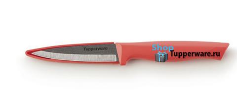 Нож Гурман разделочный в коралловом цвете