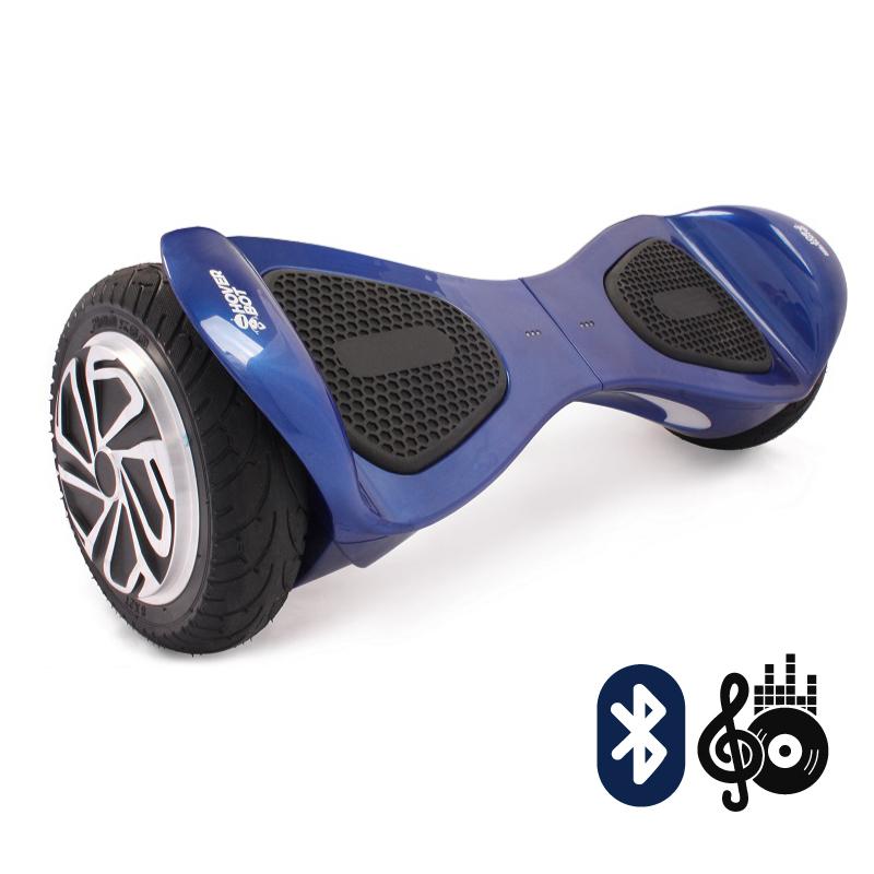 Hoverbot B2 голубой (приложение + Bluetooth-музыка) - Hoverbot, артикул: 616748
