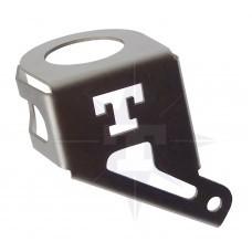 TITAN Защита задн. тормозного бачка LC алюминиевая