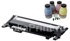 Заправка картриджа Samsung MLT-406S для CLP-365, CLX-3300, CLX-3305