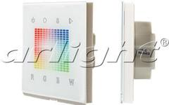 Панель Alright Sens SR-2831S-AC-RF-IN White (220V,RGB,1зон)