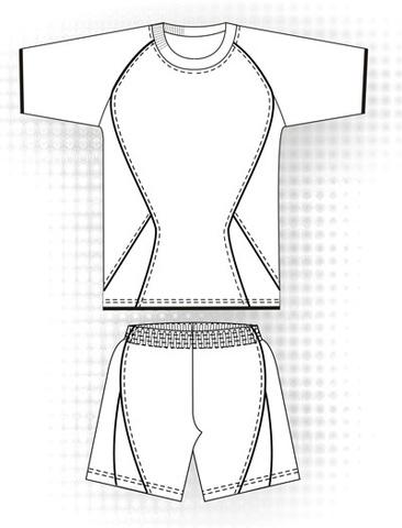 Форма футбольная Ф-028