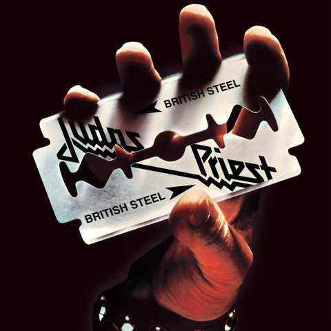 Judas Priest / British Steel (LP)